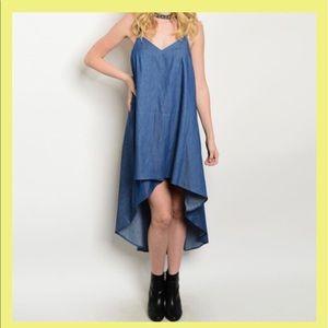 Sexy Denim Dress