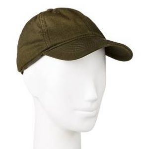 "Accessories - Army green baseball cap ""dad hat"""