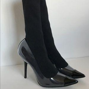 Dolce & Gabbana Shoes - SHAKIRA'S Personal Dolce&Gabbana Sock Boots SZ 39