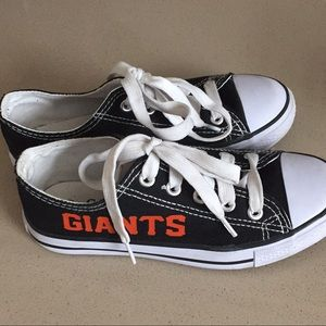 Other - Kids unisex Giants theme shoes