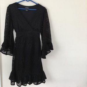 Soho Apparel Dresses & Skirts - Soho Apparel Boho Style lace bell sleeve dress