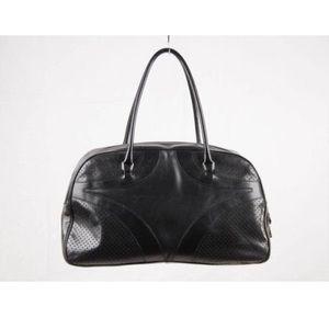 Prada bowling bag purse