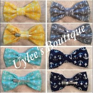 Hand Made Other - Little Boys' Clip On Bow Ties & Girls Hair Bow
