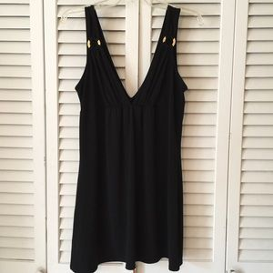 Anne Cole Other - Anne Cole Black Swim Cover up Size Medium