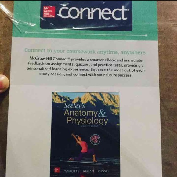 Other Mcgraw Hill Connect Anatomy And Physiology 1 Code Poshmark