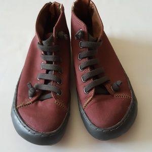 Camper Shoes - Camper Peu Cami Hi Top Shoe Ankle Boot