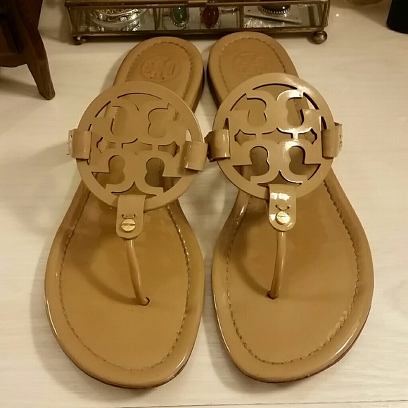 36 Off Tory Burch Shoes Tory Burch Miller Sandal In