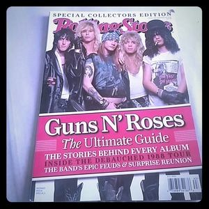 Other - Guns N Roses Rolling Stone Magazine