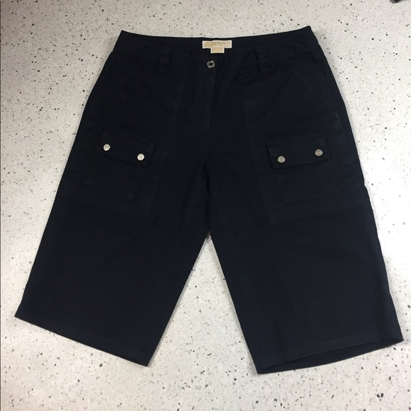 True religion cargo shorts navy