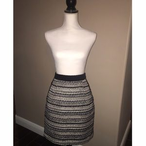 Tweed H&M Pencil Skirt