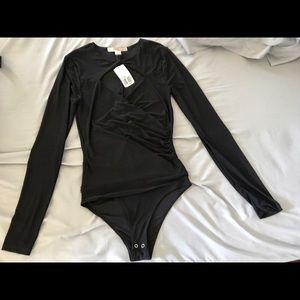 Black Sexy Body suit