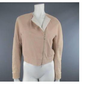Brunello Cucinelli Jackets & Blazers - Brunello Cucinelli textured moto leather jacket