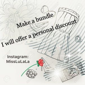 Would you like a personal discount?