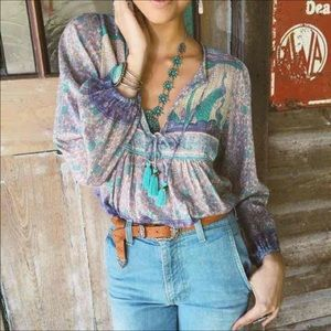 Spell & The Gypsy Collective Tops - Spell and the Gypsy Xanadu blouse