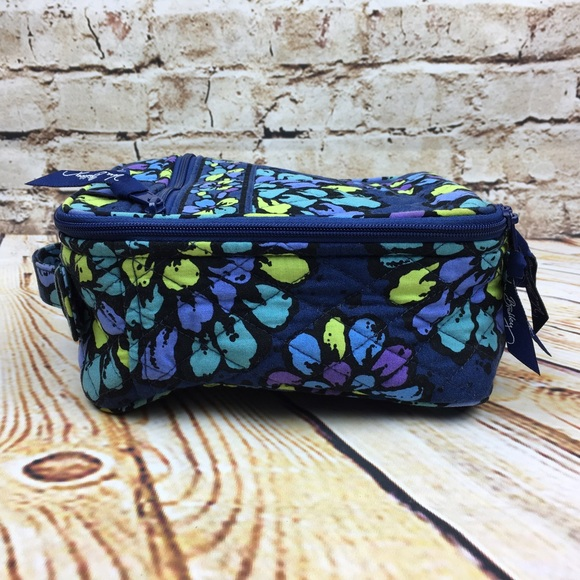 69% Off Vera Bradley Handbags - Vera Bradley Blue Floral Lunch Box From Juliau0026#39;s Closet On Poshmark
