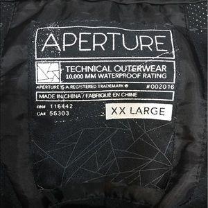 Aperture Pants - Men's Snow Pants XXL