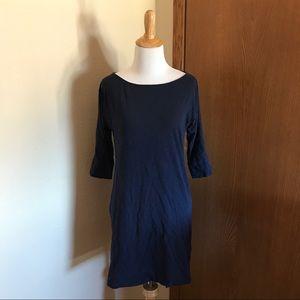 Lilly Pulitzer Navy Blue Dress 👗Size XS