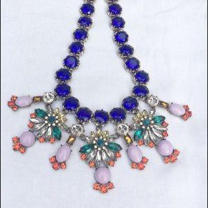 J. Crew Jewelry - GORGEOUS Like New J Crew Crystal Necklace