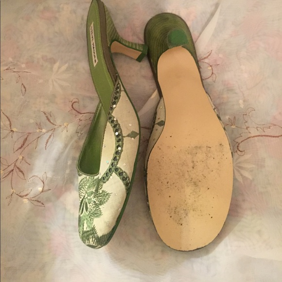 22 off steve madden shoes vintage green floral design for Steve madden home designs