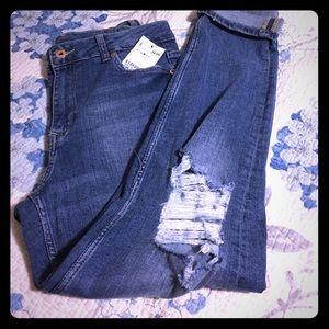 H&M Denim - H&M Stretchable Blue Jean