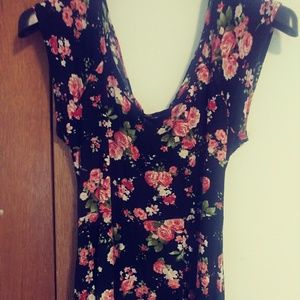 Jo-Jo Dresses & Skirts - Floral skater dress