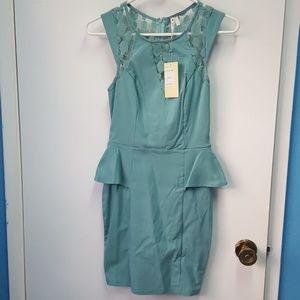love point Dresses & Skirts - Cute peplum dress