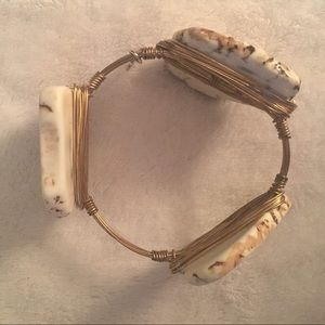 Bourbon and Bowties Jewelry - Off-white Bourbon & Bowties Bracelet
