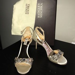 Badgley Mischka - Bankston heels