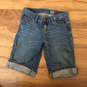 GAP Pants - GAP Limited Edition denim Bermuda shorts size 1