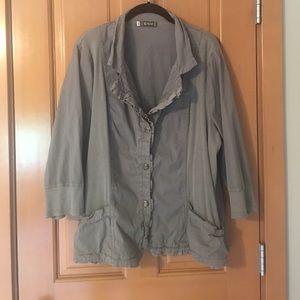 XCVI Jackets & Blazers - XCVI Jacket