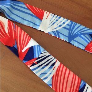 Leota Accessories - Multi-use reversible sash! NWOT! Poly + Spandex!
