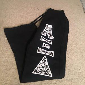 Gildan Pants - Alpha Xi Delta Sweat Pants
