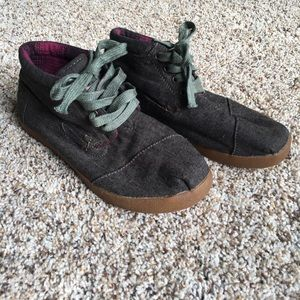 Toms Shoes - TOMS high tops