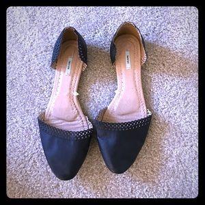 Kimchi Blue Shoes - Leather Urban Outfitters Kimchi Blue Flats Sz 9