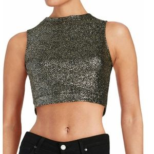 Lord & Taylor Tops - NWT Lord &Taylor Sparkly Glitter Top