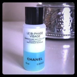 CHANEL Other - Chanel Le Bi-Phase Visage Face Makeup Remover Mini