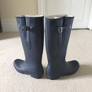 Hunter Shoes - Men's size 10 Hunter Rainboots