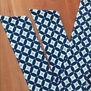 Leota Accessories - Multi-use reversible sash! Blue & Teal! NWOT!