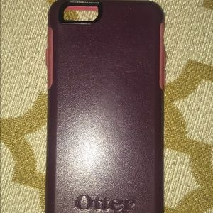 OtterBox Accessories - Pink and purple otterbox all one piece