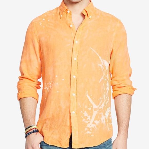 6f862029 Polo By Ralph Lauren Shirts | Polo Ralph Lauren Mens Long Sleeve ...