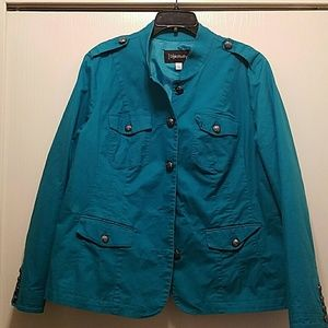 Military Style Jacket *Temp Price drop