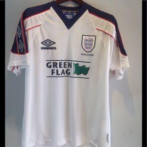 Umbro Other - Rare England Football Jersey