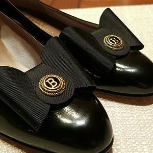 Bally Shoes - 🐘 SALE 🐘 NWOT, BALLY Signature Bow Loafers