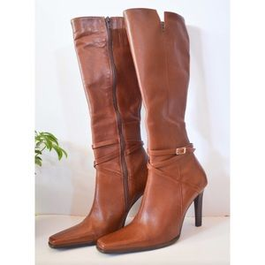 Luichiny Shoes - LUICHINY brown Heeled sexy boots!