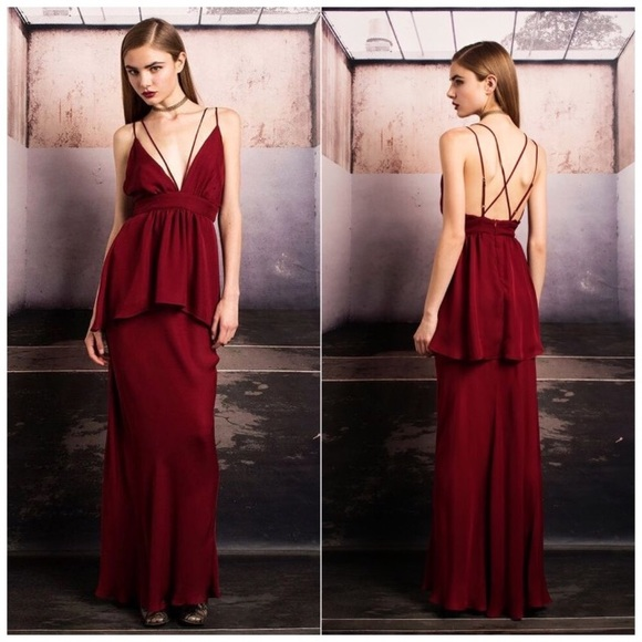 Free People Dresses & Skirts - Stone Cold Fox Masonic Gown