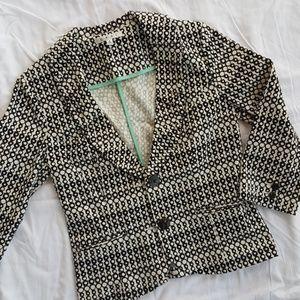CAbi Jackets & Blazers - CAbi Rouched Blazer Jacket