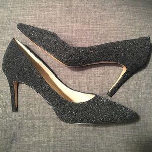LK Bennett Shoes - NEW LK Bennett Florete Black Glitter Pump 39