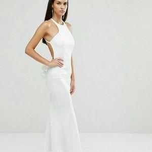 Dresses & Skirts - ASOS City Goddess Maxi Dress with Bow Detail