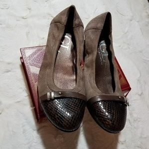 Agl Shoes - AGL Attilio Giusti Leombruni Flats