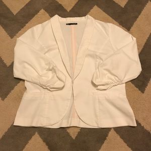 Maurices Jackets & Blazers - Maurices Open Front Jacket Size XL